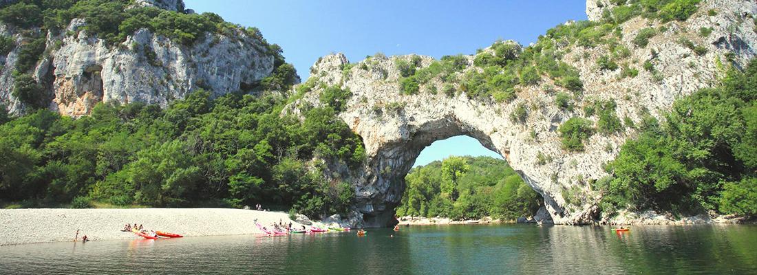 Découvrez l'Ardèche: tourisme, géographie et gastronomie